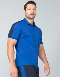 Adults` Contrast Panel Polo